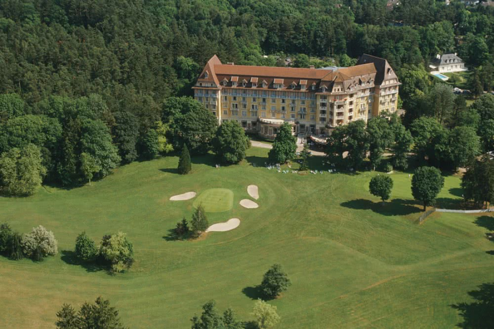 GOLF DE VITTEL ERMITAGE