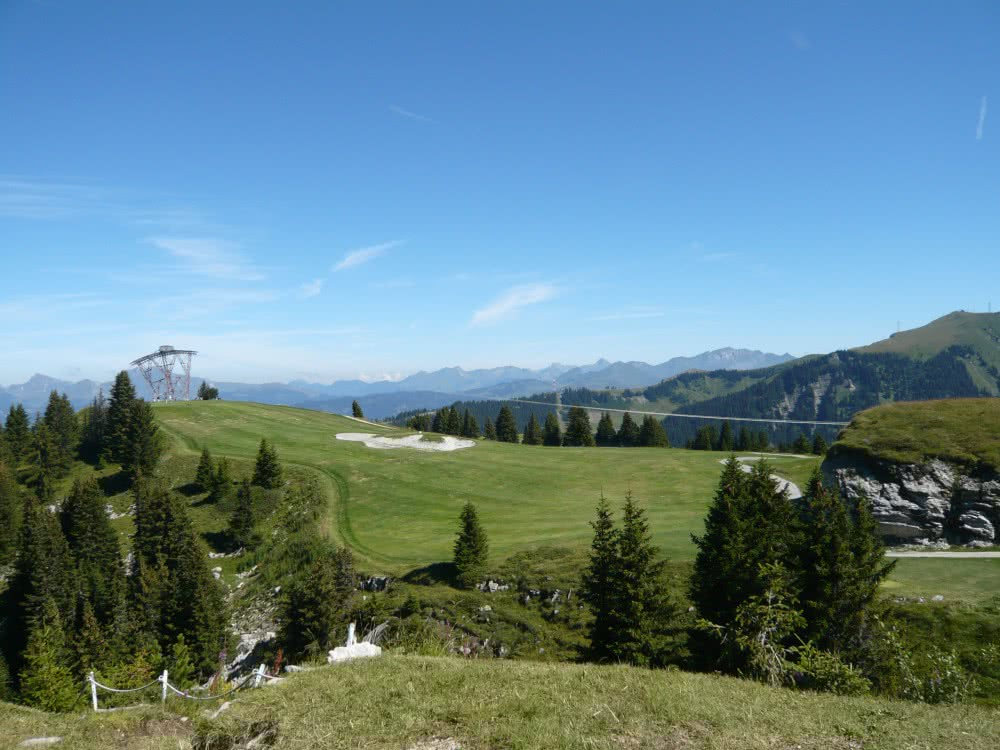GOLF DE FLAINE-LES-CARROZ