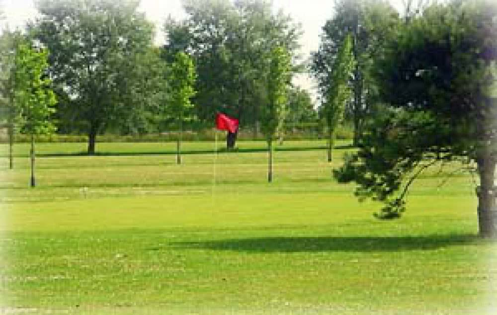 GOLF AS LA CROIX DES ANGES