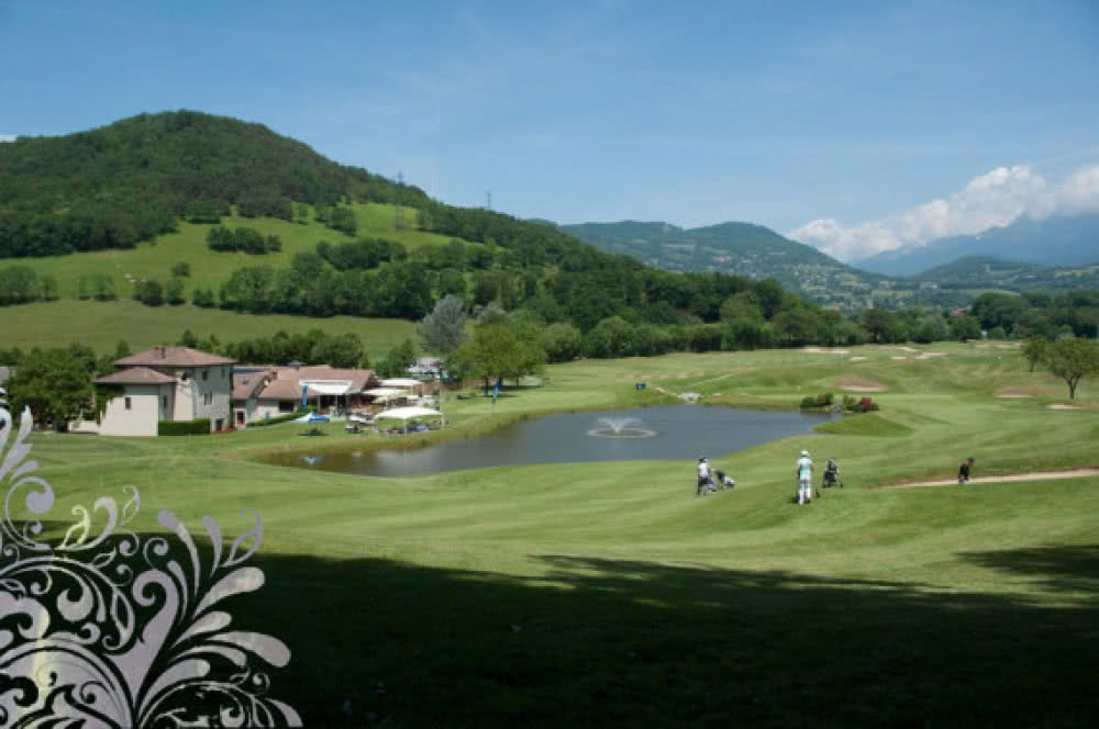 GOLF INTERNATIONAL DE GRENOBLE BRESSON