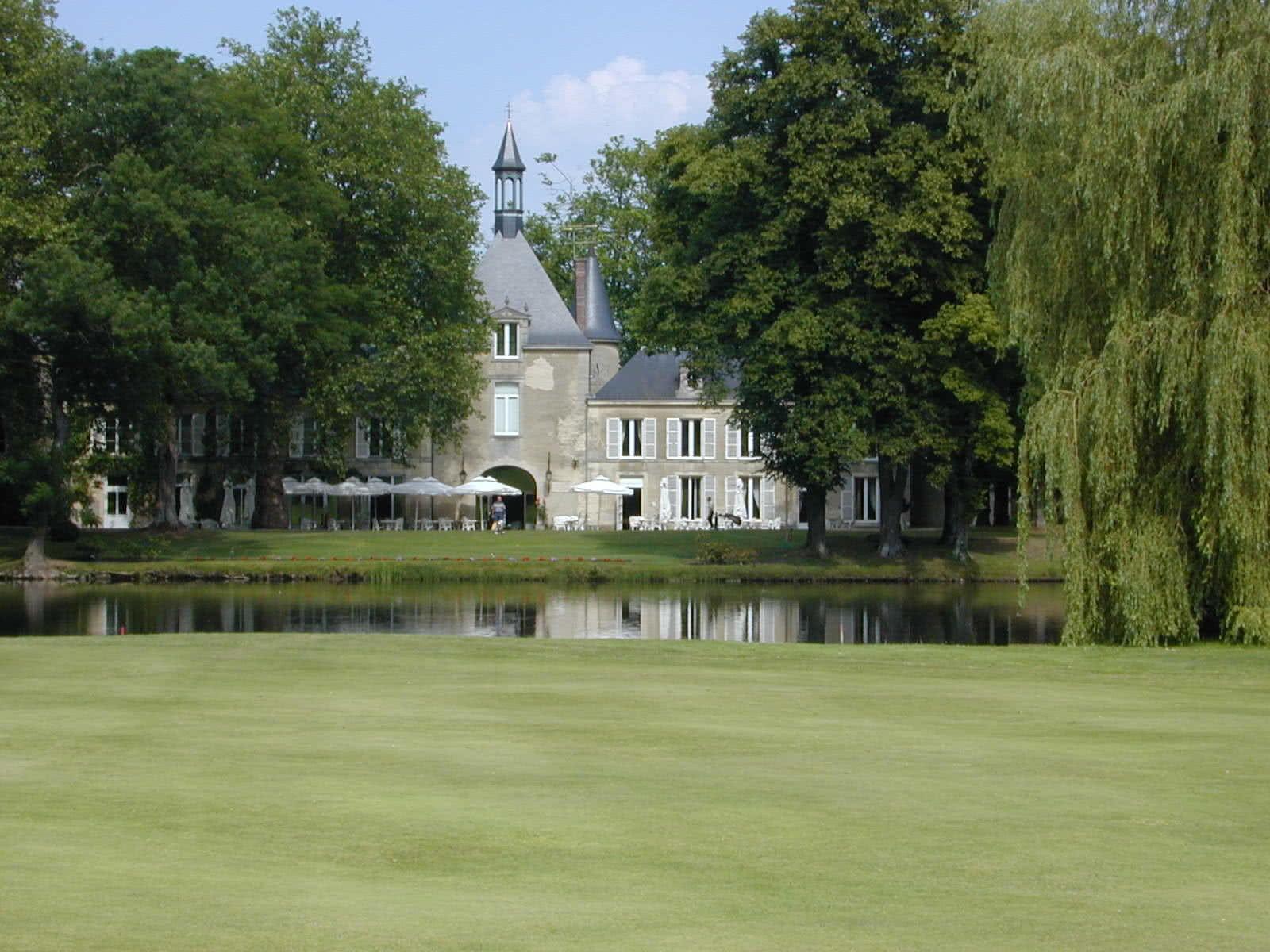 Golf de reims champagne - Le jardin des crayeres reims ...