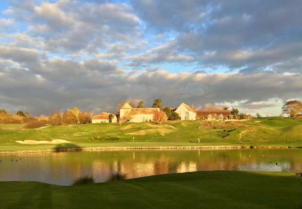 Ngf Golf De Courson Stade Francais