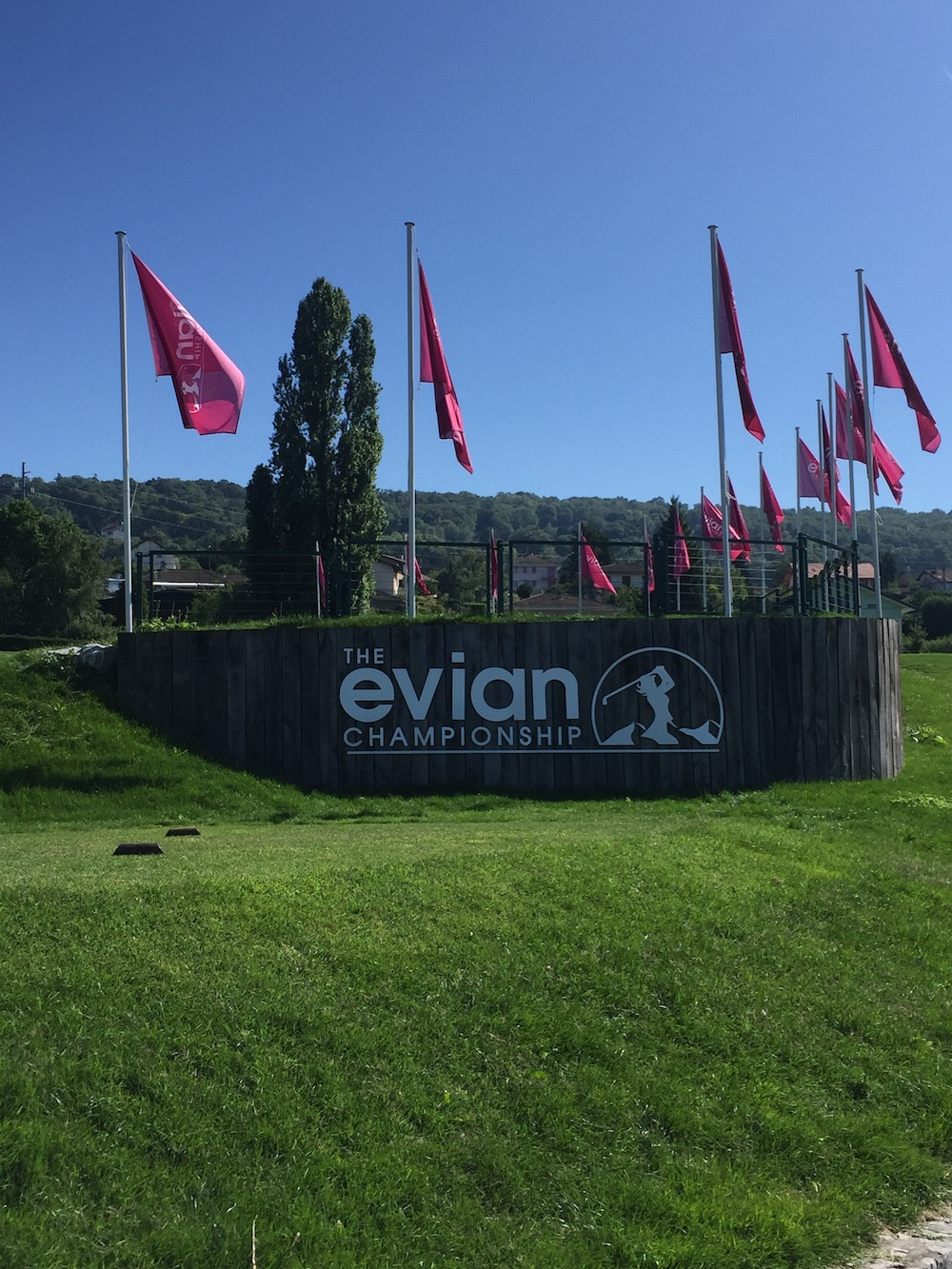 EVIAN RESORT GOLF CLUB
