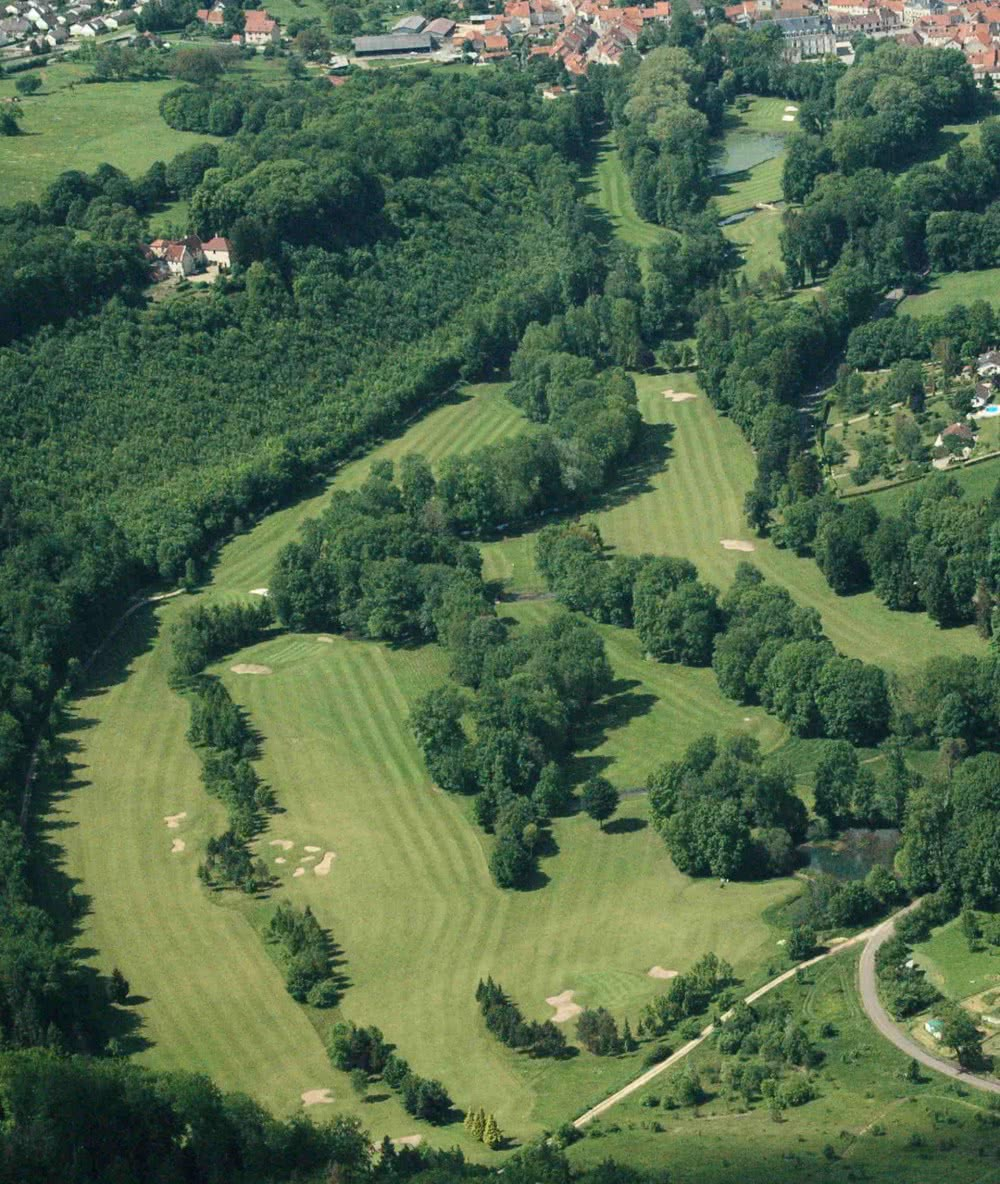 GOLF CLUB  D'ARC EN BARROIS