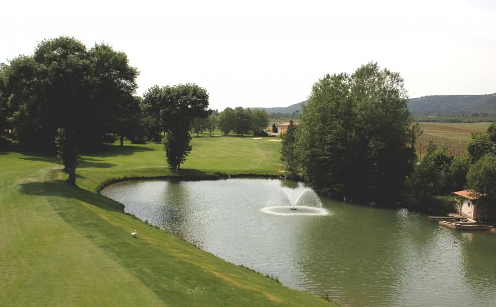 Restaurant Hotel Golf Nans Les Pins