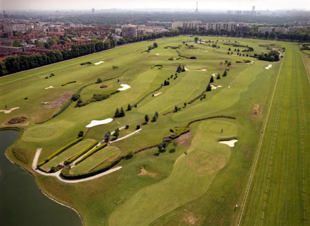 GOLF DE PARIS - PARIS COUNTRY CLUB