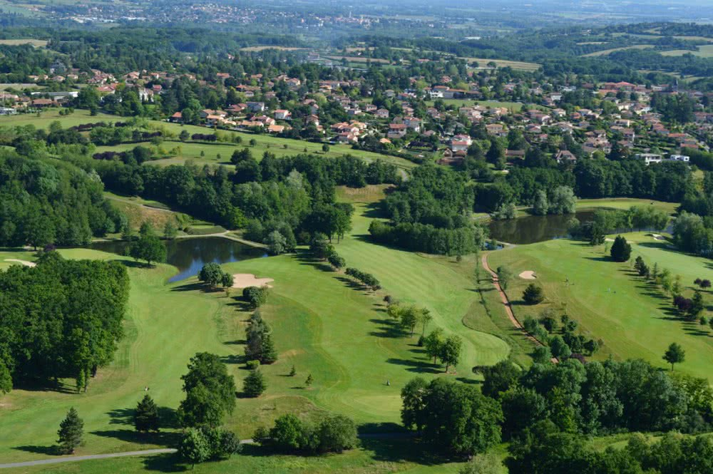 LYON SALVAGNY GOLF CLUB