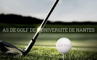 AS DE GOLF DE L'UNIVERSITE DE NANTES
