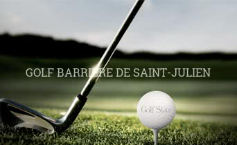 GOLF BARRIERE DE SAINT-JULIEN