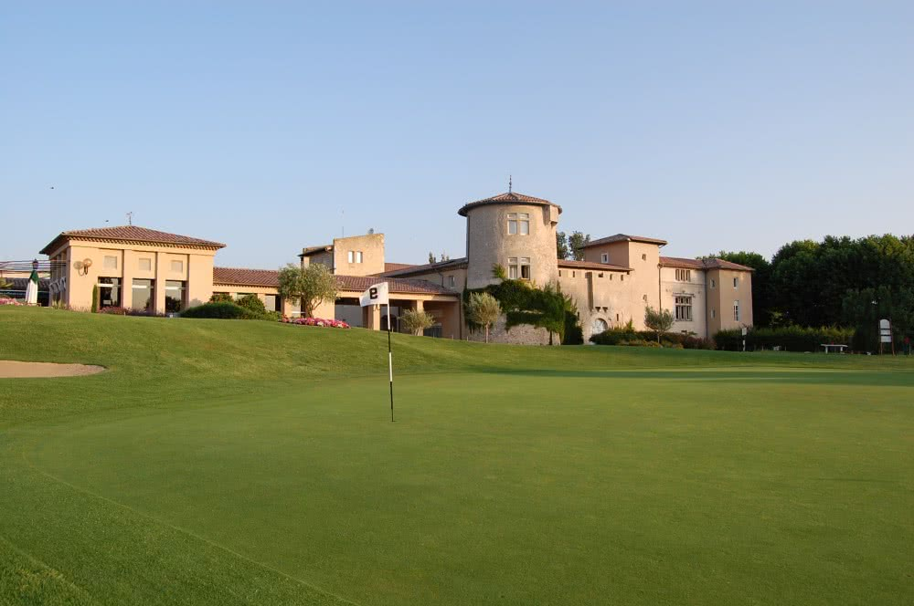GOLF CLUB DE LA VALDAINE