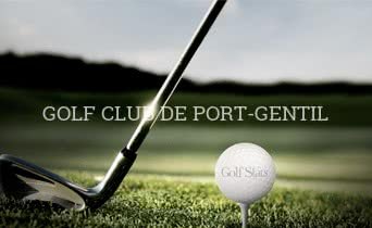 GOLF CLUB DE PORT-GENTIL