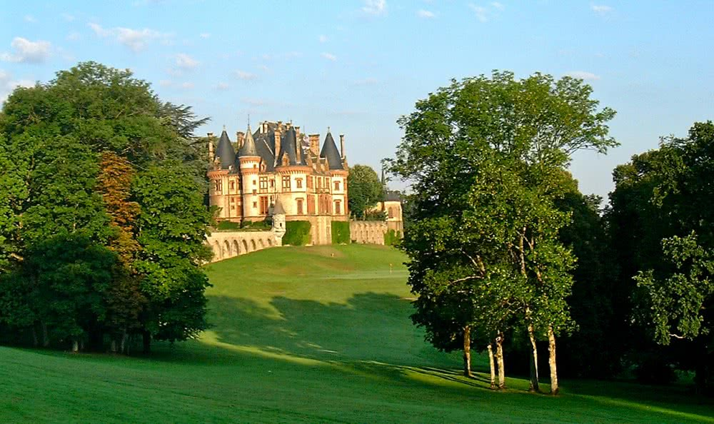 UGOLF DU CHATEAU DE BOURNEL