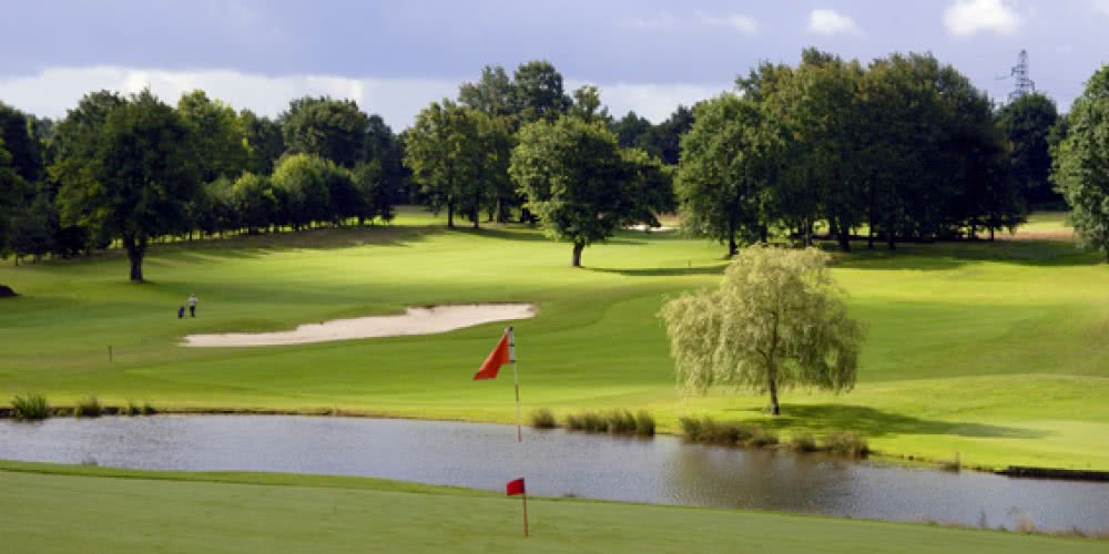 GOLF BLUEGREEN DE NANTES ERDRE