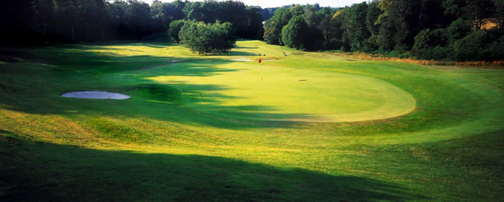 GOLF BLUEGREEN DE VAL QUEVEN