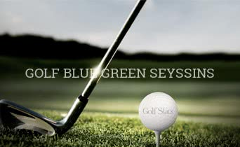 GOLF BLUE GREEN SEYSSINS