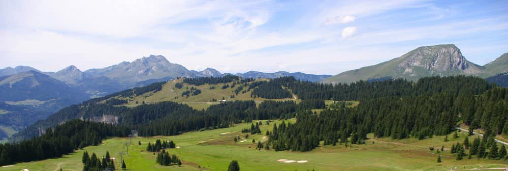 GOLF CLUB AVORIAZ