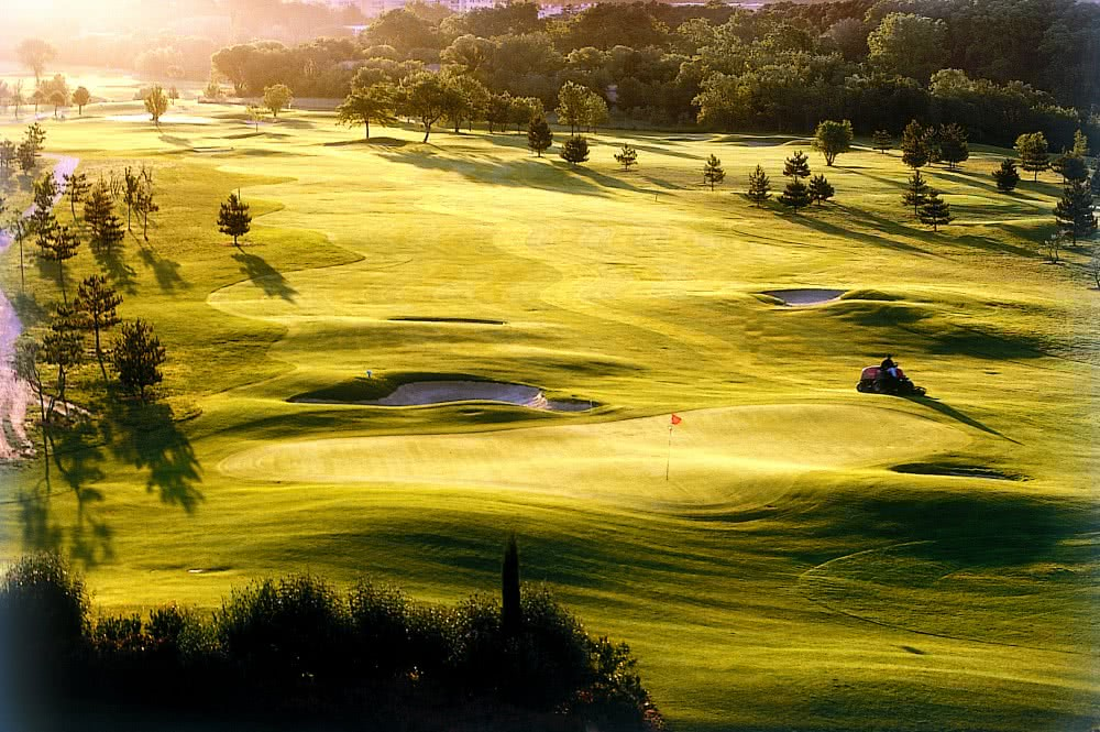 GOLF RESORT MONTPELLIER FONTCAUDE