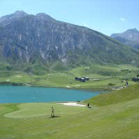 Photo GOLF DU LAC DE TIGNES 1