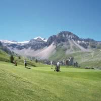 Photo GOLF DU LAC DE TIGNES 10