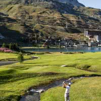Photo GOLF DU LAC DE TIGNES 8