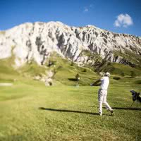 Photo GOLF DU LAC DE TIGNES 6