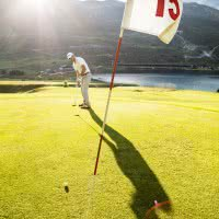 Photo GOLF DU LAC DE TIGNES 2