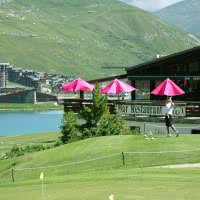 Photo GOLF DU LAC DE TIGNES 11