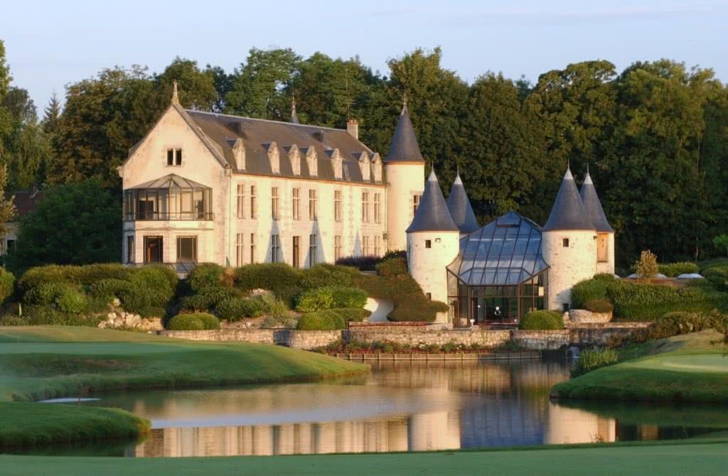 Exclusiv Home De exclusiv golf du chateau de cely