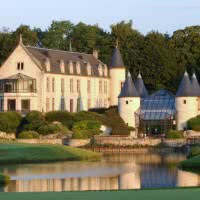 Photo UGOLF CHATEAU DE CELY 1