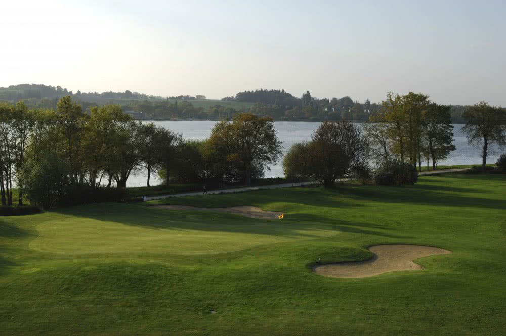 GOLF BLUEGREEN LAC AU DUC PLOERMEL