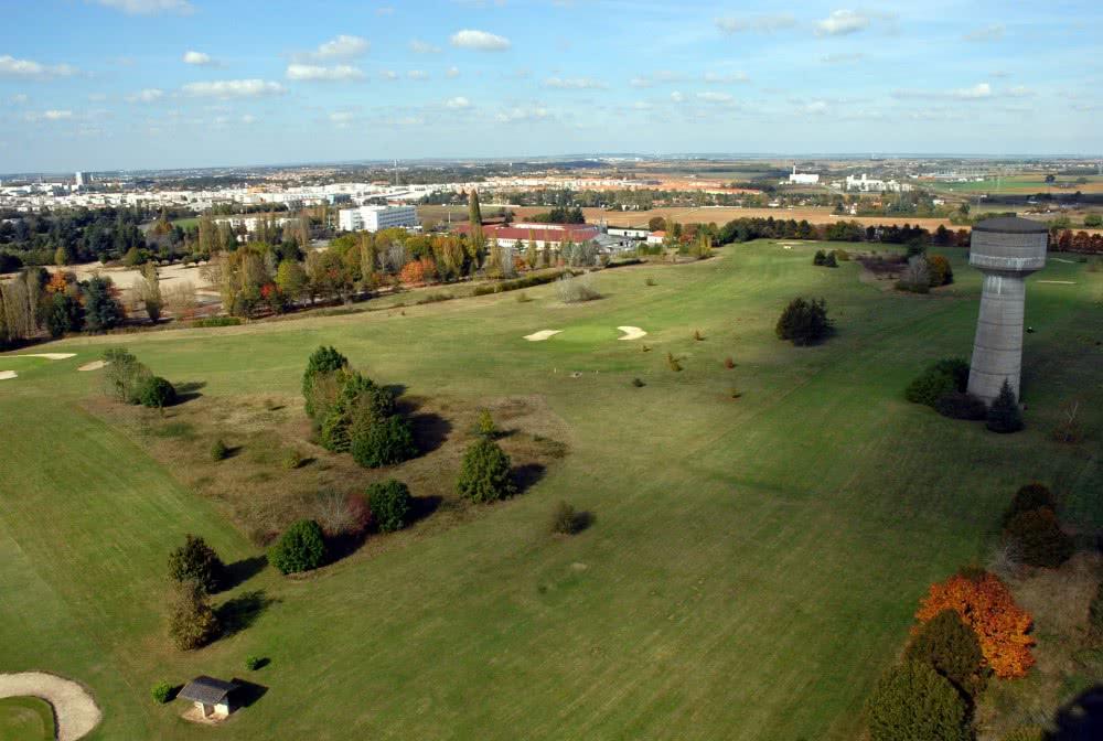 Centre golfique de chalons - Le grand jardin le lavandou ...