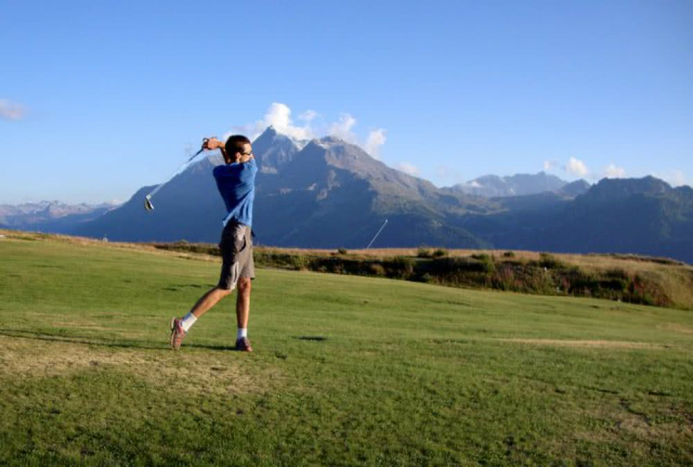 CLUB DE GOLF DE LA ROSIERE