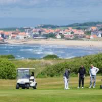 Photo WIMEREUX GOLF CLUB 2