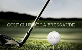 GOLF CLUB DE LA BRESSAUDE