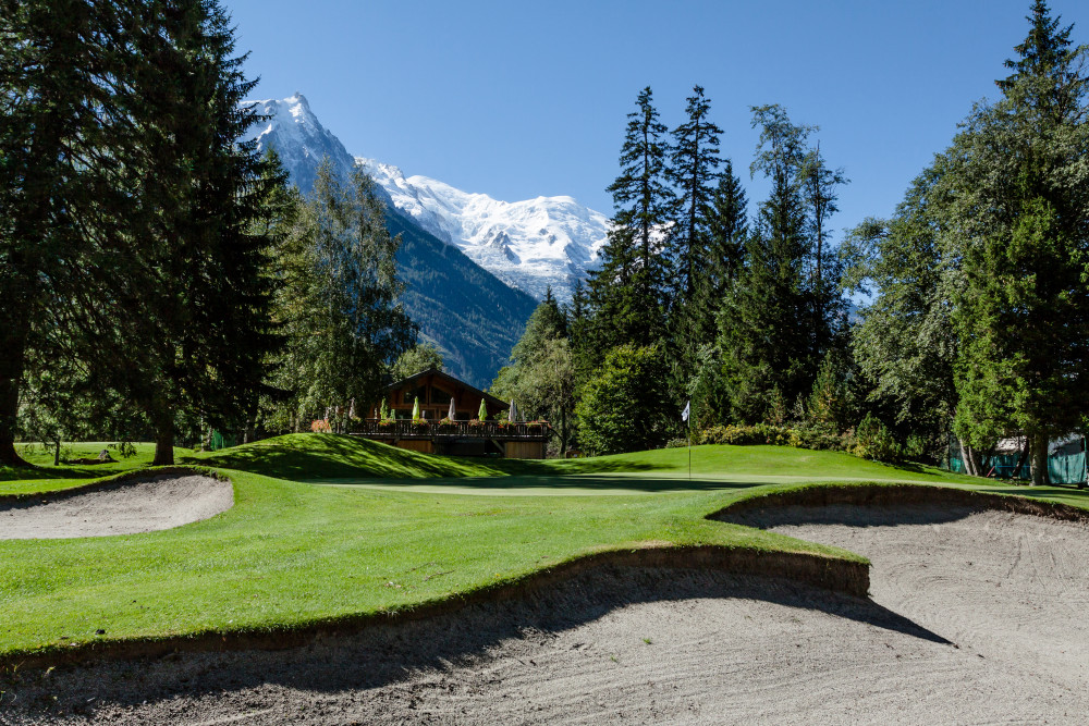 GOLF CLUB DE CHAMONIX-MONT-BLANC