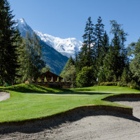 Photo GOLF CLUB DE CHAMONIX-MONT-BLANC 1