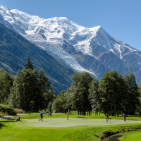 Photo GOLF CLUB DE CHAMONIX-MONT-BLANC 3