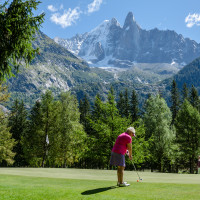 Photo GOLF CLUB DE CHAMONIX-MONT-BLANC 5