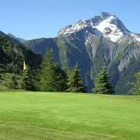 Photo GOLF CLUB DES DEUX ALPES 2