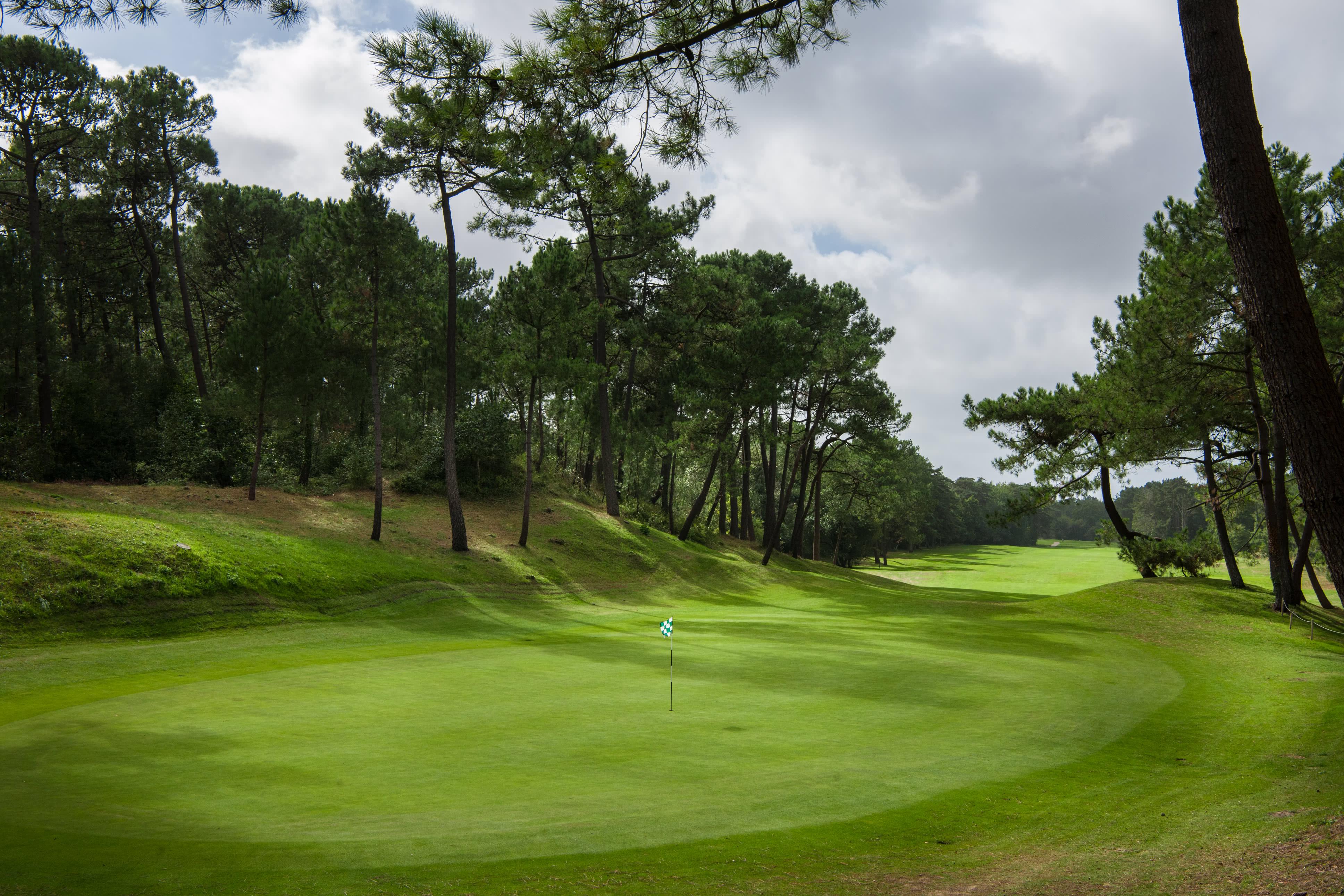 Borne De Recharge >> Golf du Touquet