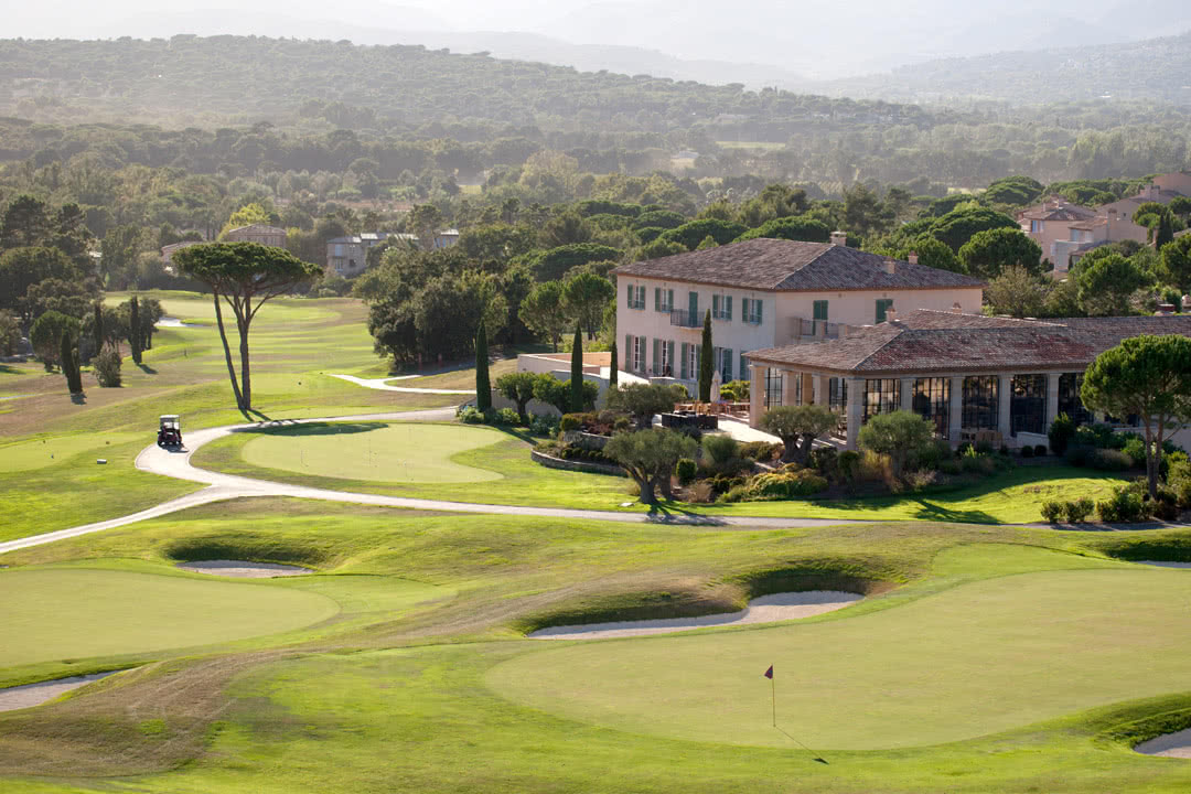 Best Golf Courses in Saint-Tropez