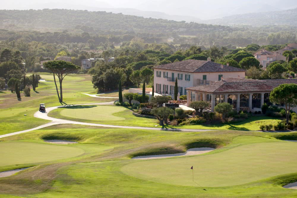 GOLF CLUB DE SAINT-TROPEZ
