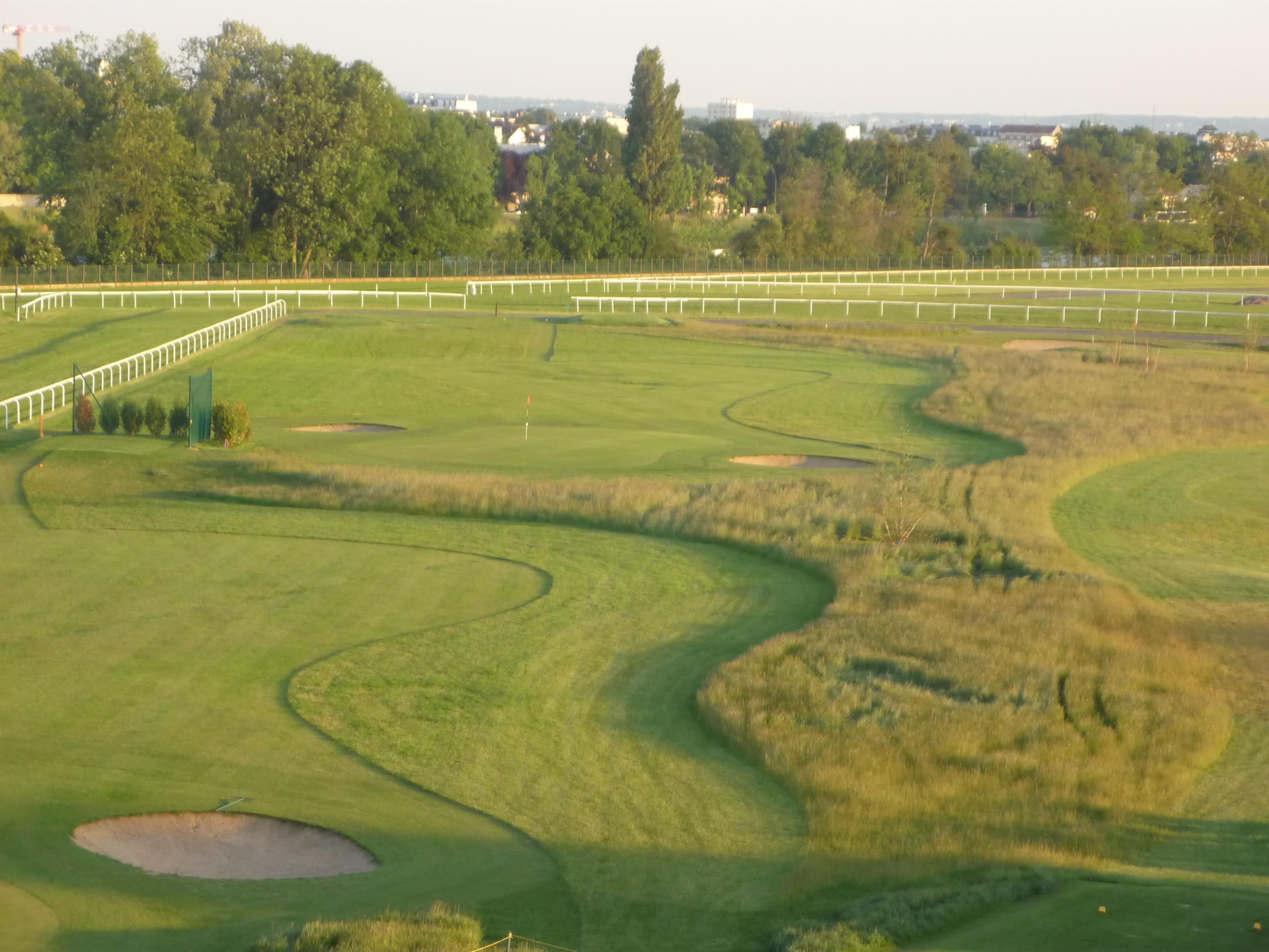 golf de maisons laffitte