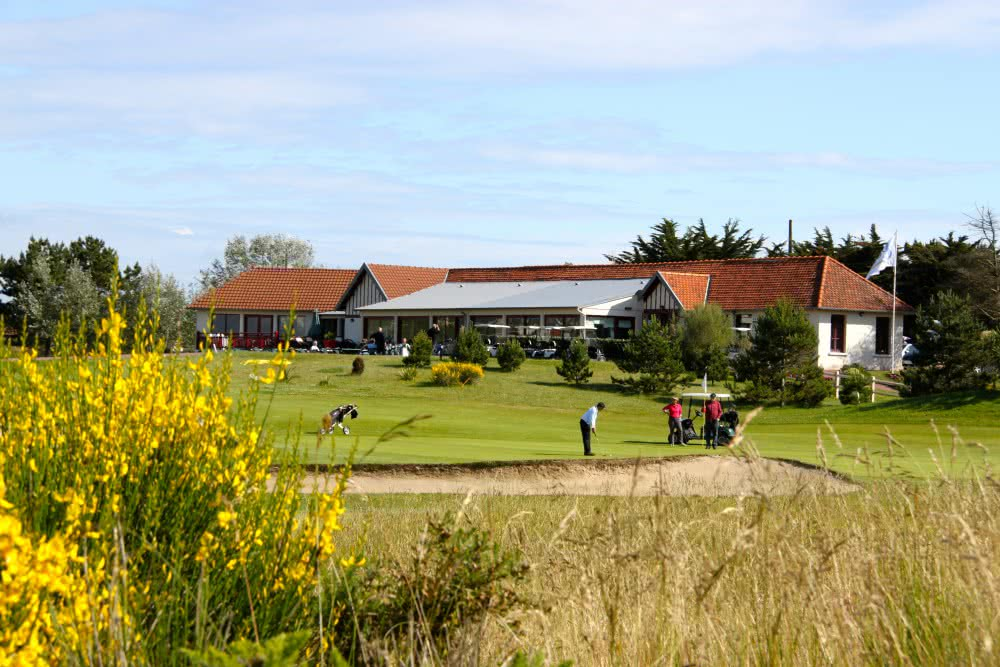 GOLF DE COUTAINVILLE
