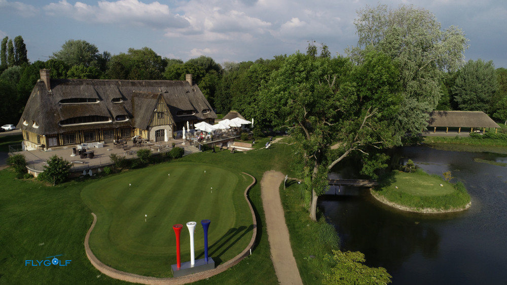 GOLF PGA FRANCE DU VAUDREUIL