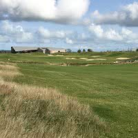 Photo GOLF NORMANDIE COTE D'ALBATRE 9
